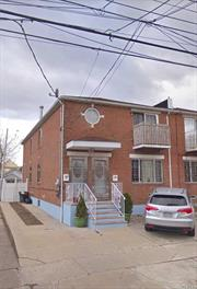 Nice 2nd Floor Apartment With Balcony In A 12 Years Old Brick Legal 2 Family House With Separate Entrance. 3 Bed 2 Full Bath. About 1250 Sqft. Hardwood Floor, Central Air. Tenant Can Having BBQ In Backyard. 8 Mins Walk To Lirr Broadway Station. 3 Blocks To Northern Blvd. Bus Q13/Q26/Q27/Q28. Close To All.
