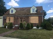 1 Family Cape style home in quiet Elmont neighborhood