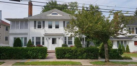 Prime location in Little Neck w/best grammar & middle schools; Sizable Country Colonial on lot of 8100 sf; Formal LR w/fireplace, FM DR; EIK, Sizable Den using as BR, Screen-in Porch on the 2nd Fl, front & back staircase to 2nd Level; 3 large BR, 1fbath, w/lots of closets; Walk up attic unfinished, walk to Northern Blvd & LIRR.