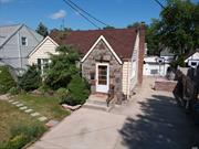 Location, location. This home is in the heart of Franklin square close to parks and transportation. SD # 17, Eat-in-Kichen with Stainless Steel Appliances, 3 bedrooms, 1 Full Bath, Basement with OSE.