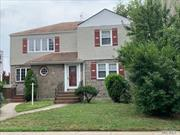 Legal 2 Family with 2 car garage. Each unit has separate heating & electric. First floor has LR, DR, EIK, BATH(STALL SHOWER), 2bdrms & Rear Den. Second Floor has, LR, DR, EIK, PORCH, FULL BATH, 2 BDRM. Taxes are in the process of being grieved
