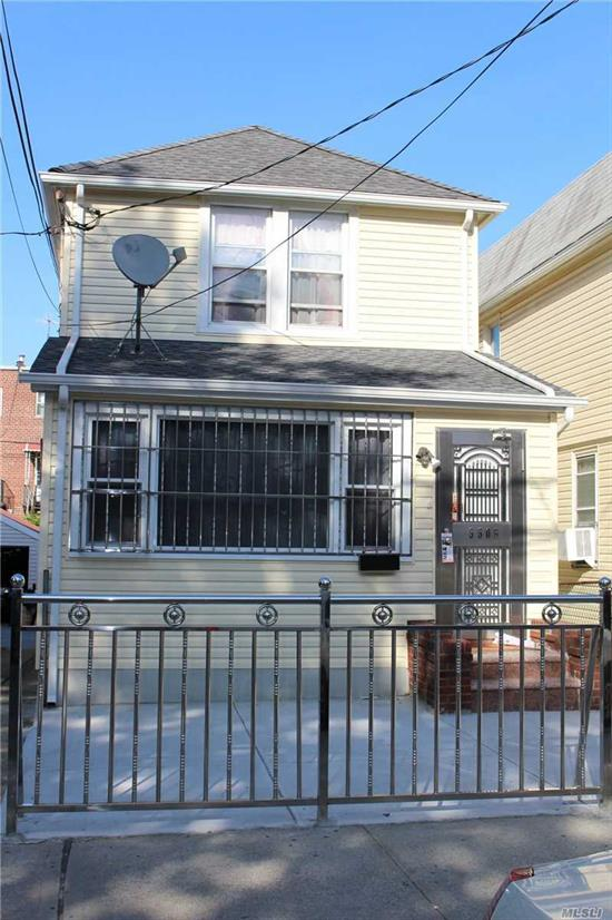 Beautiful 5 Bedroom, 2 1/2 bathroom whole house rental with a finished basement. Access to parking 1-2 vehicles in the backyard permitted. Small pets allowed.
