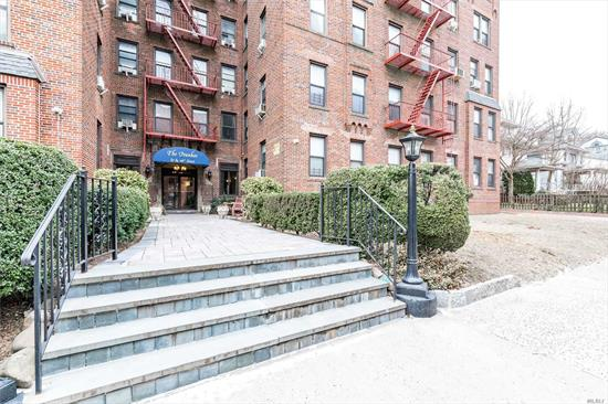 Pre-War Unit On Tree-Lined Residential Street . Large 1Br Layout, private .Corner unit Ideal Location. Close To Forest Park, For Bike Rides, And Trails , Shopping On Metropolitan Ave E, F Subway At Union Turnpike, J, Z Train On Jamaica Avenue , Q37 Bus, Lirr. 2% Flip Tax. Can Be Rented After 2 Yrs, Pet-Friendly Building ( one pet allowed), Secured Building . Free Bike Storage.