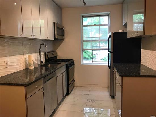 Totally Renovated, Heat Included, 5 Block To LIRR. Laundry And Storage Room