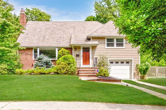 Bright, sunny and inviting generously proportioned Salem split fabulously positioned at the end of a cul-de-sac and sited on .37 acres with a peek of winter water views. Easy living is yours in this warm, stylish turnkey home!