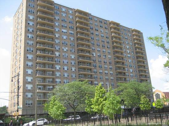 Excellent 1 Bedroom Condo In a Most Desirable Part of Flushing. Convenience To All! Transportation & Shopping. 24 Hour Doorman.