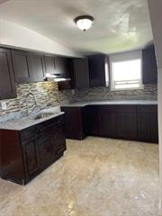 BEAUTIFULLY RENOVATED 1 BEDROOM APARTMENT ON THE 2ND FLR, NEW KITCHEN, NEW BATHROOM, OPEN LIVING ROOM WITH KITCHEN AND CLOSETS, PRIME LOCATION, EASY TRANSPORTATION TO MANHATTAN, CLOSE TO CHARLES PARK, SUPERMARKETS, INCLUDES HEAT, GAS AND WATER