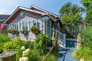 Perfect South Shore Beach Cottage completely rebuilt in 2015 in Grandview Gardens Beach Community. Private, low maintenance yard with a Fire Island feel. This charming cedar sided 1300 sg ft home is complete with CAC, all new gas heating, tankless hot water heater, new cesspools, new leaf guard gutters & roof, in-ground sprinklers, hardwired smoke and co detectors and bamboo floors throughout. Low taxes and very reasonable flood insurance rates also benefit this property.
