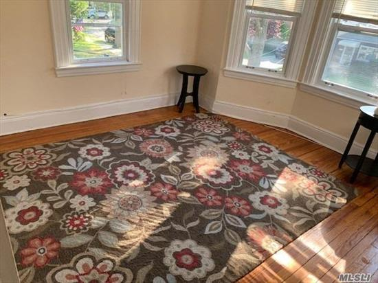 Quiet residential street, shared entry foyer, private stairway, eat in kitchen, bedroom, living room, small 2nd bdr/office, 1/2 attic for stg, lots of windows & closets! Need Credit Check, Rental Application, VOI, & References. Tenant pays Electric, Gas Cooking, & Cable. Heat & Water are Included.