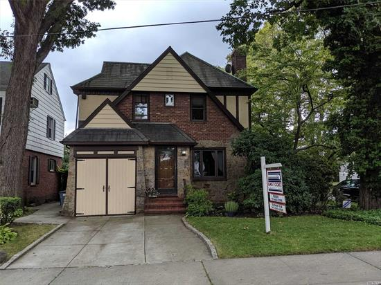 EXCELLENT 1 FAMILY WITH 4BRMS 2.5 BATHS, CORNER PROPERTY--WELL KEPT AND IN MOVE IN CONDITION-- HARD WOOD FLOORS NEW BOILER, HUGE BACKYARD LOTS OF POTENTIAL -- A MUST SEE--CLOSE TO ALL HIGHWAYS , SHOPPING AND BEST SCHOOLS