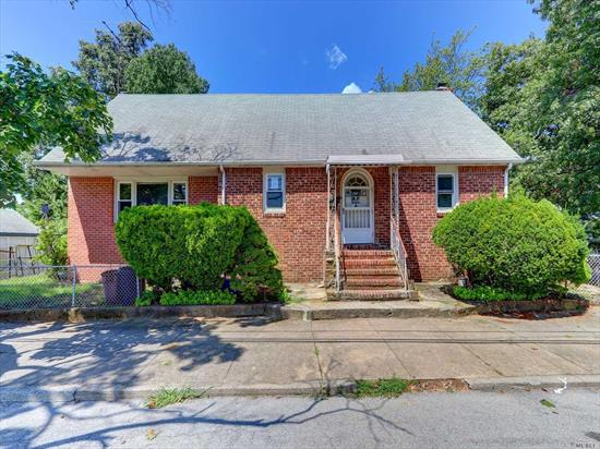 Welcome to this Cape style home located on a quiet block in the heart of Valley Stream. Home features 3 bedrooms and 3 full baths, walk-in closets, new roof, low taxes. This is an investor's dream!! Come see today, won't last!!