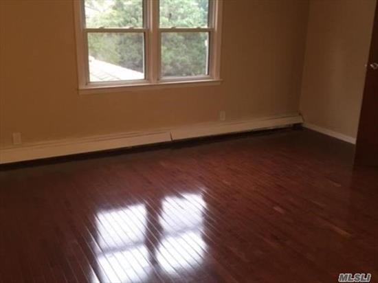 New Kitchen, New Bath, New Floors, Fresh Paint Job. Stainless Steel Appliances. King Size Bedroom. Walk In Closet. Parking 1 spot in driveway. Large Deck Off Living Room.