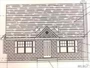 NEW To Be Built 3 BR, 2 Bath, Laurelton Cape - Wood Floors on 1st Floor, Carpet in Bedrooms, Master on 1st Floor.