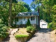2 Bdrm Cottage In Poquott, Lr/frpl, new paint, office area, new enclosed rear porch, Walk To Water, Newer Kitchen & Bath, W/D, 1 Car Garage.. No Pets or smoking, TRW required.