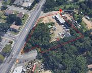 Calling All Industrial End-Users & Developers!!! Huge 1.36 Acre Corner Property For Sale!!! The Property Features Outside Storage, Low Taxes, A 2, 400 Sqft. Warehouse, High 15'+ Ceilings, 2 Bays, 40+ Parking Spaces, 360 Environmental Permit, +++!!! Included In The Sale: 9 Garrison Ave., 1280, 1286 & 1290 Straight Path.