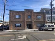 New Executive Office in completely renovated building. Shared common area and bathroom. Includes everything. Directly adjacent the Copiague Train Station with off street parking. Mist See