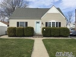 Welcome to this lovely 3 bedroom, 2 bath, center-hall cape. Beautifully maintained grounds with cedar deck overlooking spacious backyard, gleaming hardwood floors, located within close proximity to shopping, highways and train station. Plainview Bethpage Schools! Nothing to do but unpack and enjoy!