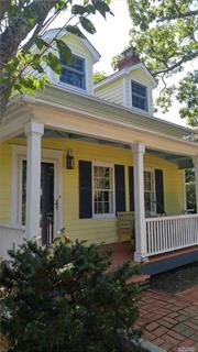 Character and charm describes this Circa 1820, 2 story home. Accented with all wood floors and raised panel walls. This 3 bedroom 2 full bath home is move in ready. Situated on a half acre with an out building for additional storage and perennial gardens that with some loving care can be brought back to their glory.