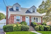 Very nice 4BR & 2 Bath brick cape for sale in Mineola. Possible mother/daughter with proper permits. Hardwood floors underneath carpeting on main floor. Home features full finished basement, 2 car garage. All new roof. Gas heat & cooking. Very quiet street & private backyard.
