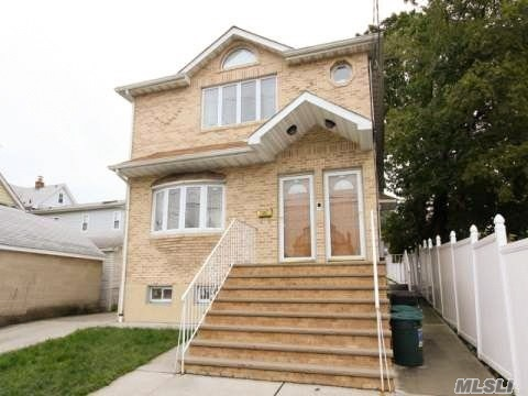 Gorgeous 3 Bedrooms, 2 Bathrooms Unit on 2nd Floor in the heart of South Ozone Park. Very Spacious! Lots of Closet Space! Close to All! **All Information Deemed Reliable, Must Be Reverified By Tenant(s)**