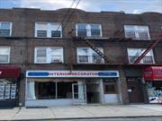 Mixed Use Residential/Commercial Property for Sale. Main Floor Features 1 Retail Space and a One Bedroom Apartment, Second and Third Floors Each Feature a Two Bedroom Apartment and a One Bedroom Apartment. Conveniently Located to Public Transportation & Shopping. Great Investment Opportunity.