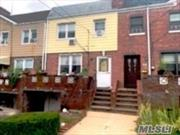 attached 1 family home in Queens Village. Very well maintained. Finished basement with shower.