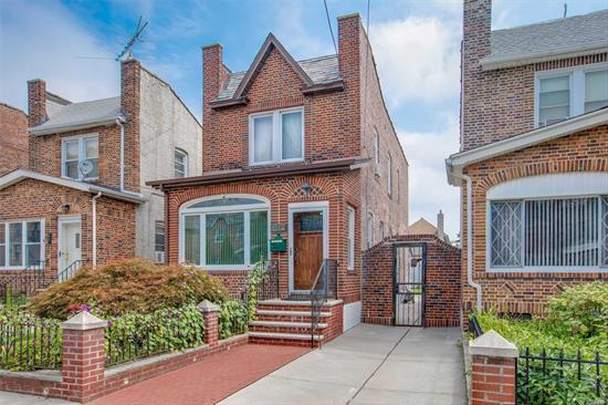 Super Mint Condition ! Contemporary Custom Designed Luxurious All Brick Colonial House ! New Granite Kitchen & New Bath. Attention To Detail & Quality Materials ! Beautifully Landscape & Terrific Curb Appeal Great Flow Of Entertaining. Exceptional Opportunity ! Prime Location !