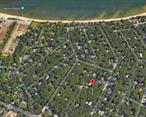 Amazing wooded lot in Sag Harbor Village