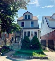 Renovated Condition, New Bathrooms, Kitchen, Floors, Appliances. Private Driveway and Garage. Right off Rockaway Blvd. 15 min walk to A train and 5 minute walk to Q10 Bus to JFK/E Train