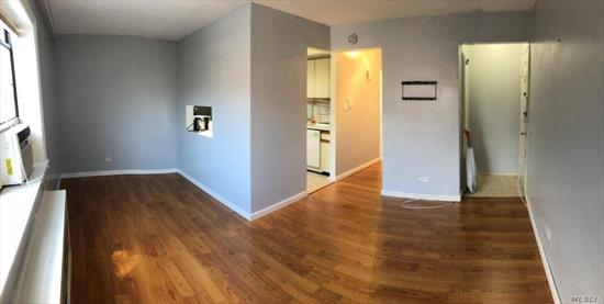 This 1 Bedroom Is Location In The Heart Of Kew Garden Hills. Hardwood Floors. Lot Of Windows And Closet Space. Low Maintenance,  Offers A Lovely Garden Feel And Is Conveniently Located Near The LIR, VWE, JRP, Bus Q44, 46, 74, Q20A/20B To E, F, J, Z, 7 Train. Closed To Shop, Restaurants, All.