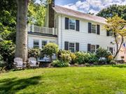 Beautiful and recently renovated Munsey Park Colonial with gorgeous open kitchen, newer baths, master bedroom with bath and 2/3 additional bedrooms. Detached 2-car garage. Close to Munsey Park Elementary School. Access to Manhasset station of the LIRR on the PW line. Also for Sale - See MLS#