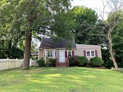 Opportunity Knocks!! Charming 3 bedroom Cape in the exclusive Lewin Hills Beach Community, Ready To Move Right In. Large Yard Newly Fenced. Newer Roof And Siding. Hardwood Floors, Finished Basement, Close to beach, quiet neighborhood, needs some TLC. LOW TAXES, Stairs to community beach, enjoy sunsets! Great investment. Motivated Sellers!
