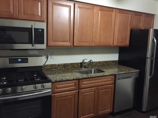 VERY LARGE 2BR APARTMENT ON FIRST FLOOR