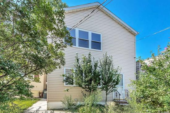 Very nice Large Colonial with large rear yard. Home Priced for quick sale. 3 Bedrooms, 2 baths, Large living room, dining room, eat in kitchen.