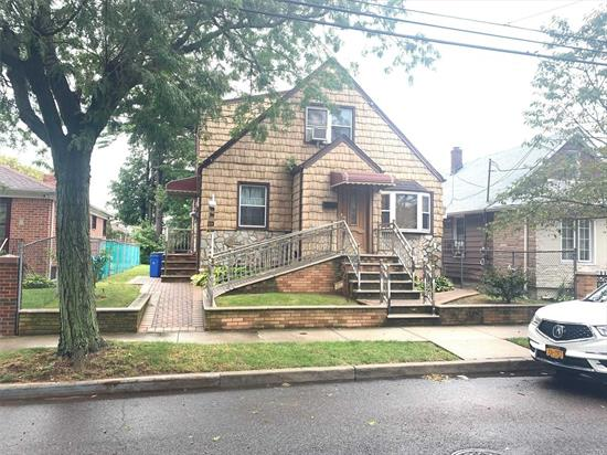 TWO FAMILY DETACHED 1/2 BEDROOMS FULL FINISHED BASEMENT IDEAL FOR FIST TIME BUYERS