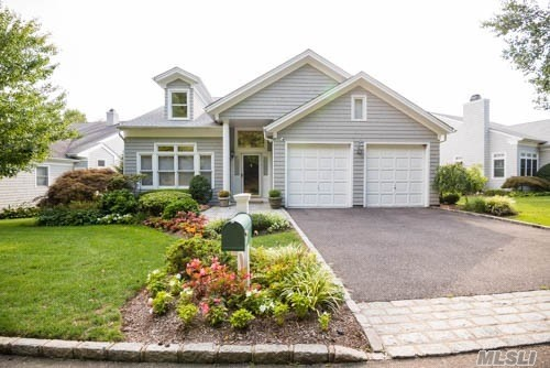 Largest Arbor model w/master suite on main. Soaring 9 ft ceilings !!! Walk out lower level .Large trek deck on main level looking out to a gorgeous green field. HOA $495