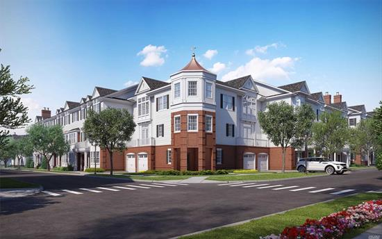 Luxury New Townhomes In The Heart Of Roslyn Village. Elegant 2 Bed, 3 Bath Condo With Top Of the Line SS Appliances, Private Elevator, 2 Balconies, Sunroom, 2 Car Garage.Set on 12 Acres w Waterside Promenade, Kayaks, BBQ Area, Playground And Private Clubhouse.True Urban-Suburban Living.One Block To Town, Shopping, Theater, Library And Restaurants.