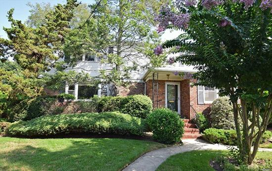Beautiful 5 Bedrm Colonial With A Spacious Floor Plan, Large Living Rm With Brick Fireplace, Formal Dining Rm, Family Rm With French Doors to Deck, Large EIK, All Bedrms Have Large Closets, 2552 Sq Ft Home, 80 x 100 Lot, 2 Car Garage
