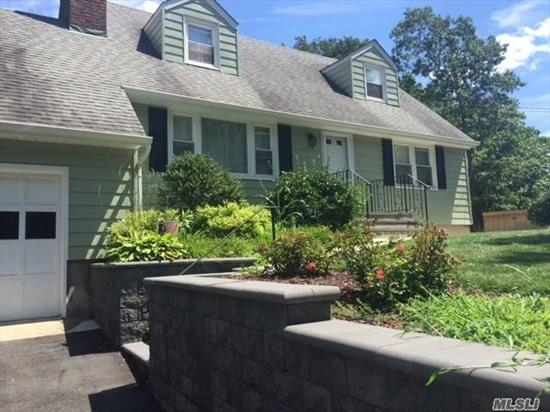 Nice Large And Sunny Apartment With Wood Floors , King Size Bedroom, Eik Full Bath .Own Private Driveway. Yard Use . Absentee Owner. .