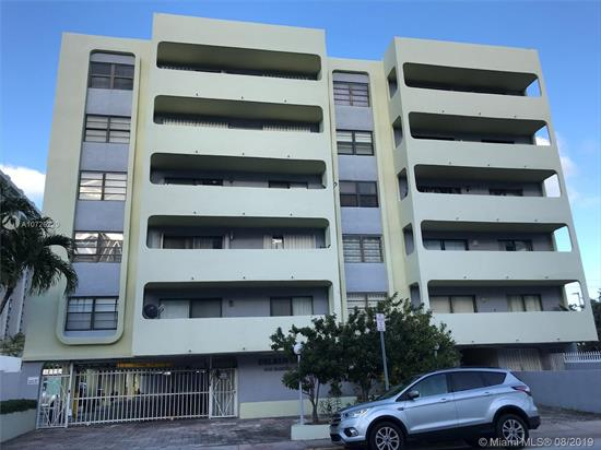 Great Opportunity To Own Or Invest In This Condo Just 1 Block Away From The Ocean. 2 Bedrooms And 2 Full Bathroom With Parking. Needs Tlc