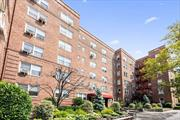Great 1 Bedroom Apartment In The Rego Park, Beautiful Rhode Island Building! Beautiful Kitchen With Granit Countertops, Nice Cabinets, Eating Area And Updated Bathroom, Hardwood Floors Throughout. Large Bedroom, Lots of Closets Space