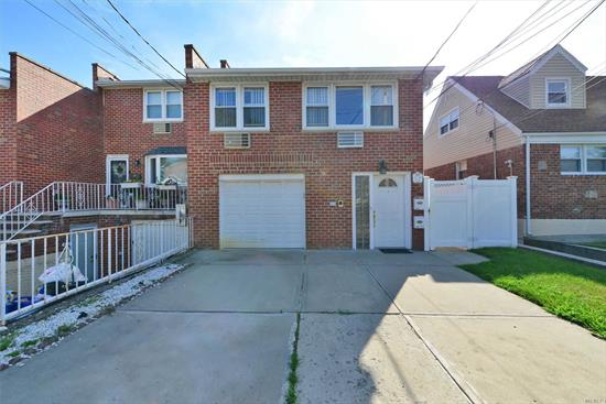 Just arrived- brick 2-Family Home in prime Bayside. Recently renovated kitchens & bathrooms. Convenient to Bell Blvd, Northern Blvd, buses & LIRR. School District 26, P.S. 031, M.S. 158, Bayside H.S.
