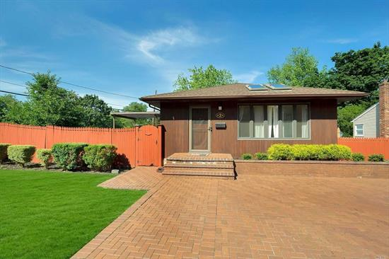 Updated & Clean 3 Bedrooms, 1 Bath, Oak Floors, Maple Kitchen w/ Granite Countertops, 2 Separate Driveways.