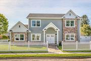 Custom-Built Colonial On 10, 000+ Sq. Ft. Lot With Rare 2-Car Att. Garage, 5 Bed/3.5 Bath including Guest Suite W/Full Bath on 1st Floor, 4300+ square feet living space inc. fully finished 9' basement w/OSE, Open Floor Plan W/ Eat-in Kitchen, $75K in upgrades including spray foam insulation, Huberwood ZIPSystem, 80+ hi-hats, patio/stone/walkways, sod front & back, PVC fence, sprinklers, Reputable Builder Known For Quality, Several New Homes on Block, Parkway Elementary & Matlin Middle School!