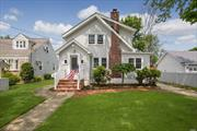 This Beautiful Colonial sits on a slightly oversized lot in the heart of The Gibson section of Valley Stream. This home offers a newly update entrance hallway, all refinished hardwood floors throughout, Newly renovated heating system/hot water heater. Roof, Siding, Windows & CAC all done in March 2018. This home also offers a Formal DR, Formal LR, EIK, 3 Bdrms, Office/Den (poss. 4th Bdrm) 1.5 Baths, beautiful relaxing Florida Room in back overlooking your Trex Deck patio and private Backyard.