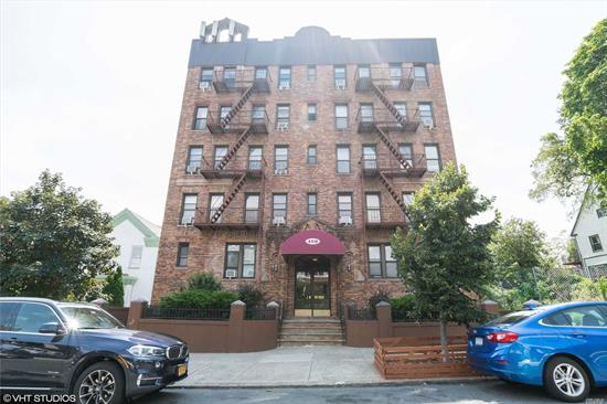 Gorgeously renovated apartment in Bay Ridge. Refinished hard wood floors throughout. Walking distance to the Bay Ridge Ave #R subway station. The property is just off of 5th avenue with plenty of shopping and restaurants within walking distance. Why pay rent when you can own? Don't wait, call now!