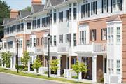 Luxury New Townhouses In The Heart Of Roslyn Village. Elegant 3 Bed, 3 Bath Condo With Top of the Line Appliances, Gourmet Kitchen, Marble Bath, Gas Fireplace, Private Elevator, 2 Car Garage.Set On 12 Acres w Waterside Promenade, Kayaks, BBQ Area, Playground And Private Clubhouse. True Urban-Suburban Living.One Block To Town, Shopping, Theater, Library And Restaurants.