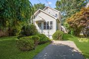 Colonial Style Home In Port Jefferson Station With Open First Floor Plan and Full Height Basement. Second Floor Boasts Generous Master Suite With Walk In Closet and Full Bath all Situated on a Private Dead Street.