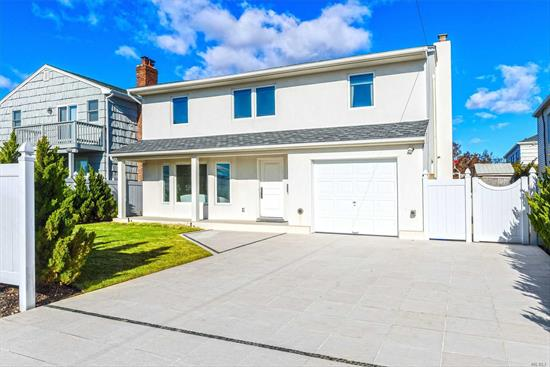 Stunning Ocean Views! From This Custom 5 Bed 3 Bath Colonial Was Totally Redone In 2016 With Sounds Of The Sea From Every Room. Open Floor Plan Stunning Kitchen With Quartzite Counters All Led Lighting Throughout And Valli Hardware Sonar Surround Sound Large Den With Fireplace Outdoor Kitchen With Ablaze Bbq Stone Tile Radiant Heat Generac Generator.Landlord will Consider a small dog with Extra Security at their discretion