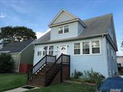 Family owned and maintained for over 30 years. Large two family home with washer and dryer hook up each unit. Second floor unit was renovated 5 years ago new kitchen and bath. First floor needs some updatng. Both have a great layout. Seperate heating systems and electric systems. Great investment or for owner with income.